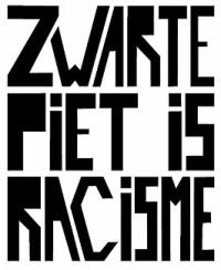 Zwarte Piet is Racist